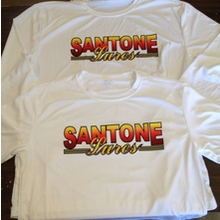 Santone Lures Dri-fit Shirts - Long Sleeved