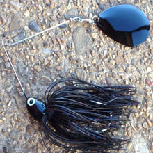 Midnight Series Spinnerbaits