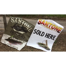 Santone Lures Banners