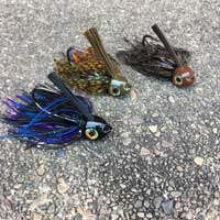 Grass Punching Jigs