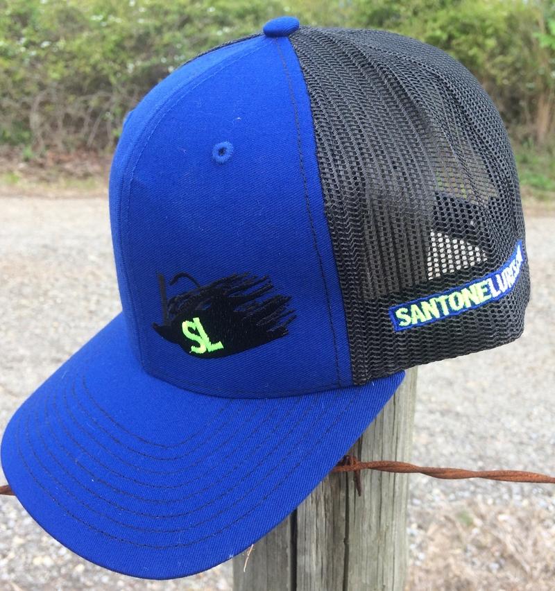 Santone Lures Richardson 112 Trucker Caps :: Santone Lures
